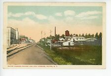 Hilton NY Canning Factory & Cold Storage—Railroad Industrial PC ca. 1910s