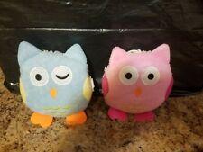 Bath Time Owl Sponges