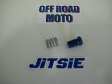 JITSIE Beta, Gas Gas, Sherco Trials Bike Brake/Clutch Lever REACH Adjuster BLUE