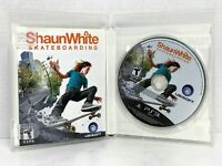 Shaun White Skateboarding (Sony PlayStation 3, 2010) PS3 Complete Fast Shipping
