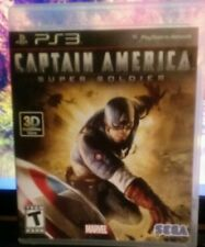 *CIB* Captain America: Super Soldier (Sony PlayStation 3, 2011)