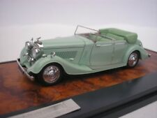 Bentley 4.25 L All-Weather Tourer 1937 Green 1/43 Matrix 40201-131 NEW 1-408