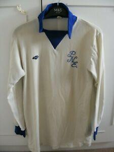 Preston North End match worn shirt (mid 1970s) by Umbro