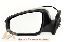 TOYOTA FORTUNER ELECTRIC POWER SIDE DOOR CHROME MIRROR WITH INDICATOR LAMP