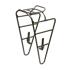 Blackburn Outpost Front Pannier Bike / Cycling / Bicycle Wheel Rack Silver