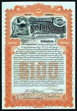 1904 California: City and County of San Francisco, Golden Gate Park and Presidio