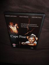 Cape Fear (DVD) Robert Mitchum