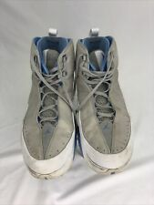 Air Jordan Melo M3 Silver/ University Blue 314302 041 Size 11.5