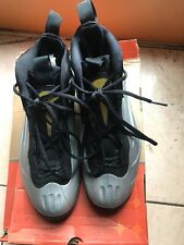 "purchase cheap f11b2 8c689 NIKE TOTAL AIR FOAMPOSITE MAX ""TIM DUNCAN"" OG GRY MTLC-SLVR 307717"