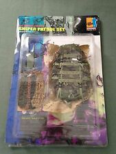 """2002 Dragon 1/6 Scale Us Special Forces Sniper Patrol Set for 12"""" Figure 71131"""