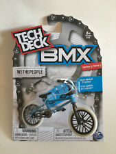 2017 Tech Deck BMX FINGER BIKES Series 5 WE THE PEOPLE Blue White Brand NEW