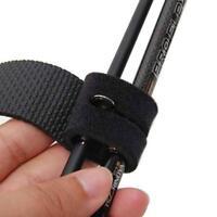 Elastic Fishing Bag Rod Tackle Strap Belt Wrapping Band Pole Holder Storage 1x
