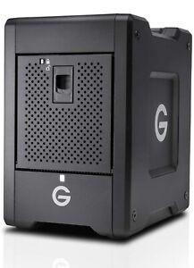 G-Technology 16TB G-SPEED Shuttle with Thunderbolt 3, 4-Bay RAID Storage