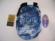 SCORPION BAY BORSELLO PICCOLO AMB3120 SHOULDER BAG BLUE BLU BIANCO IDEA REGALO
