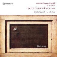 Nele Gramß (soprano) - Hammerschmidt Dialoge Concerte and Madrigale [CD]