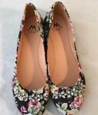 Madison by Shoedazzle Women's Floral Printed Flats