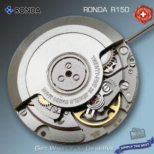 MOVEMENT AUTOMATIC RONDA, R150 - COMPATIBLE ETA 2824 +SW200