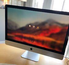 "Apple iMac 27"" Late 2012 Intel Core i5 2.9GHz 8GB 1TB OSX 10.14 Mojave MD095LL/A"