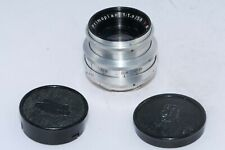 Meyer Optics Primoplan 58mm f1.9 standard lens in Exakta lens mount. Sony a7RII