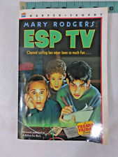 ESP TV by Mary Rodgers (1974) PB