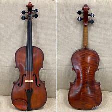 Nicolas Vuillaume labeled 4/4 (352mm) Violin w/ Case