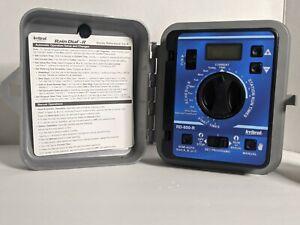 Irritrol Rain Dial RD-600 R, RD600 R w/ board and AC plug