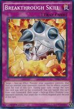 BREAKTHROUGH SKILL - (SR02-EN038) Common 1st - Yu-Gi-Oh Rise of the True Dragons