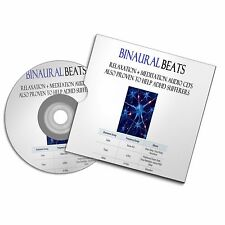 ADHD BINAURAL BEATS BRAIN WAVE NATURAL THERAPY - AUDIO CD  CALMING  #ADHD #ADD