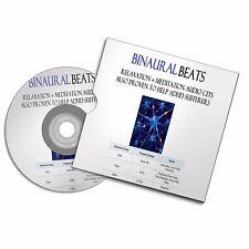 ADHD BINAURAL BEATS BRAIN WAVE THERAPY - AUDIO CD THERAPY THE  NATURAL WAY