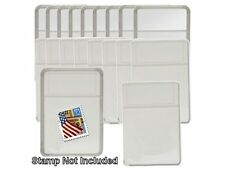 BCW - Display Slab with Foam Insert-Combo, Stamp-White (10 pack)