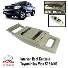 INTERIOR ROOF CONSOLE FIT FOR TOYOTA HILUX VIGO SR5 MK6 2005-2011