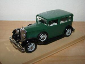 Eligor 1929 Mercedes Benz Limo Limousine Nurburg Green 1:43
