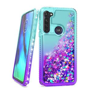 Motorola G Stylus Case Liquid Glitter Fashion Phone Case