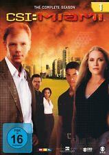 6 DVD-Box ° CSI Miami ° Staffel 1 komplett ° NEU & OVP