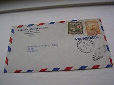 HAITI 1953 OCT COVER £2.99 POST FREE WORLDWIDE #2