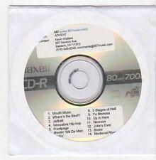 (EZ898) 857, Advent - DJ CD