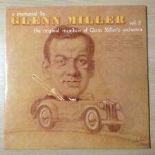 A MEMORIAL FOR GLENN MILLER  - NM / NM - ALB 264 - DOUBLE LP 33 TOURS
