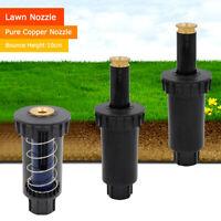 1/2'' Diffusore Acqua Irrigazione Nebulizzatore Ugello per Innaffiare Giardino