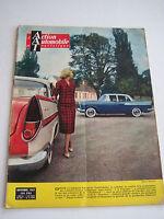 L 'ACTION AUTOMOBILE ET TOURISTIQUE DE NOVEMBRE 1957 .