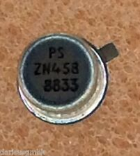 1 pc. ZN458  PS  2.45V PRECISION REFERENCE REGULATOR  CAN-2  NOS