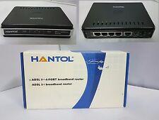 modem internet hantol 4 porte router e modem adsl