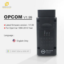 OBD2 Op-com USB CAN 1.99 With PIC18F458 Chip Opcom V1.99 for Opel Scan OP COM