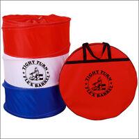RED WHITE BLUE US FLAG BARREL RACING TIGHT TURN POP UP FLEX FLEXIBLE 3 PIECE SET