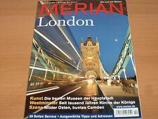 Lust auf Reisen MERIAN London Neuwertig!