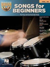 Drum Play-Along: Volume 32, Sheet Music, CD, Backing Tracks- Drums, English