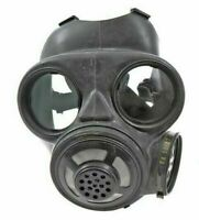 Canadian C3 Gas MASK sz Medium (60mm filter not included) New Old/stock MILITARY