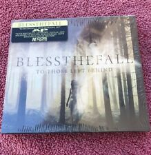 To Those Left Behind [Audio CD] Blessthefall New Sealed