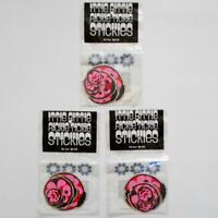 Rickie Tickie Ladybug Stickers Lot Ittie Bitties 3 Packs Vintage 1968