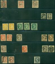 Canada Collection - 1868 - 1978 in stockbook, mint and used, Scott $4,348.00