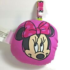 Disney Minnie Mouse PeekABoo Activity Pink Replacement Soft Toy with Strap